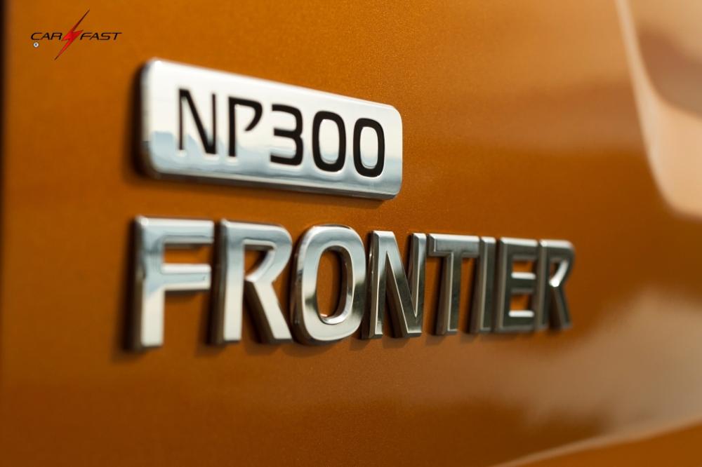 La totalmente nueva NP300 Frontier