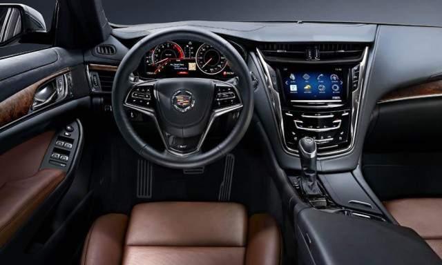 2016-Cadillac-CTS-interior