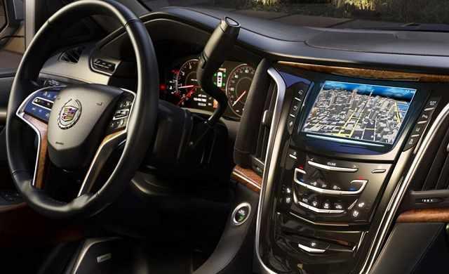 2016-Cadillac-Escalade-Vsport-interior
