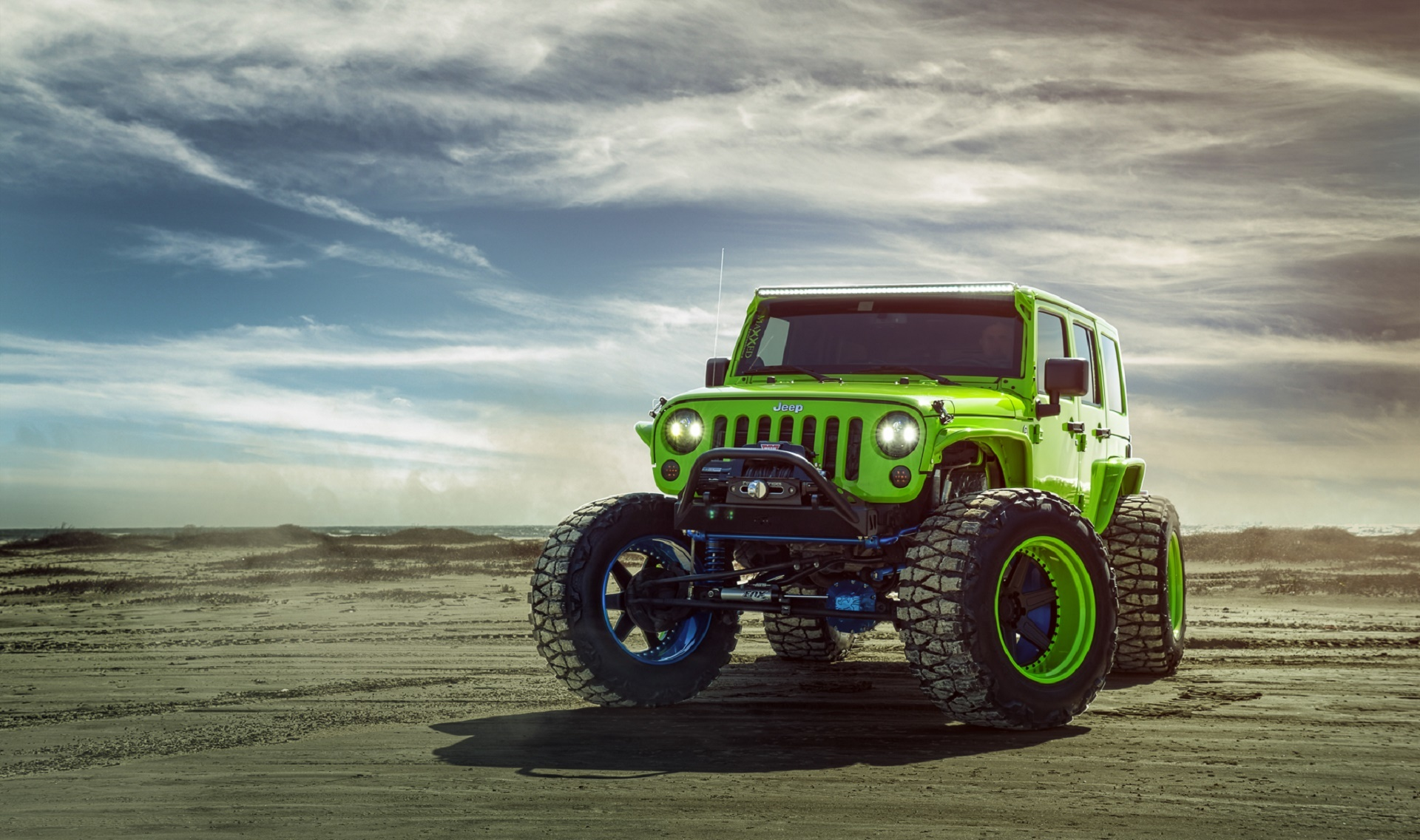 Jeep Customizados