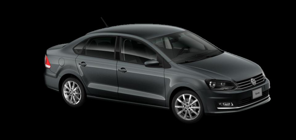 VW VENTO 2018 GRIS CARBON