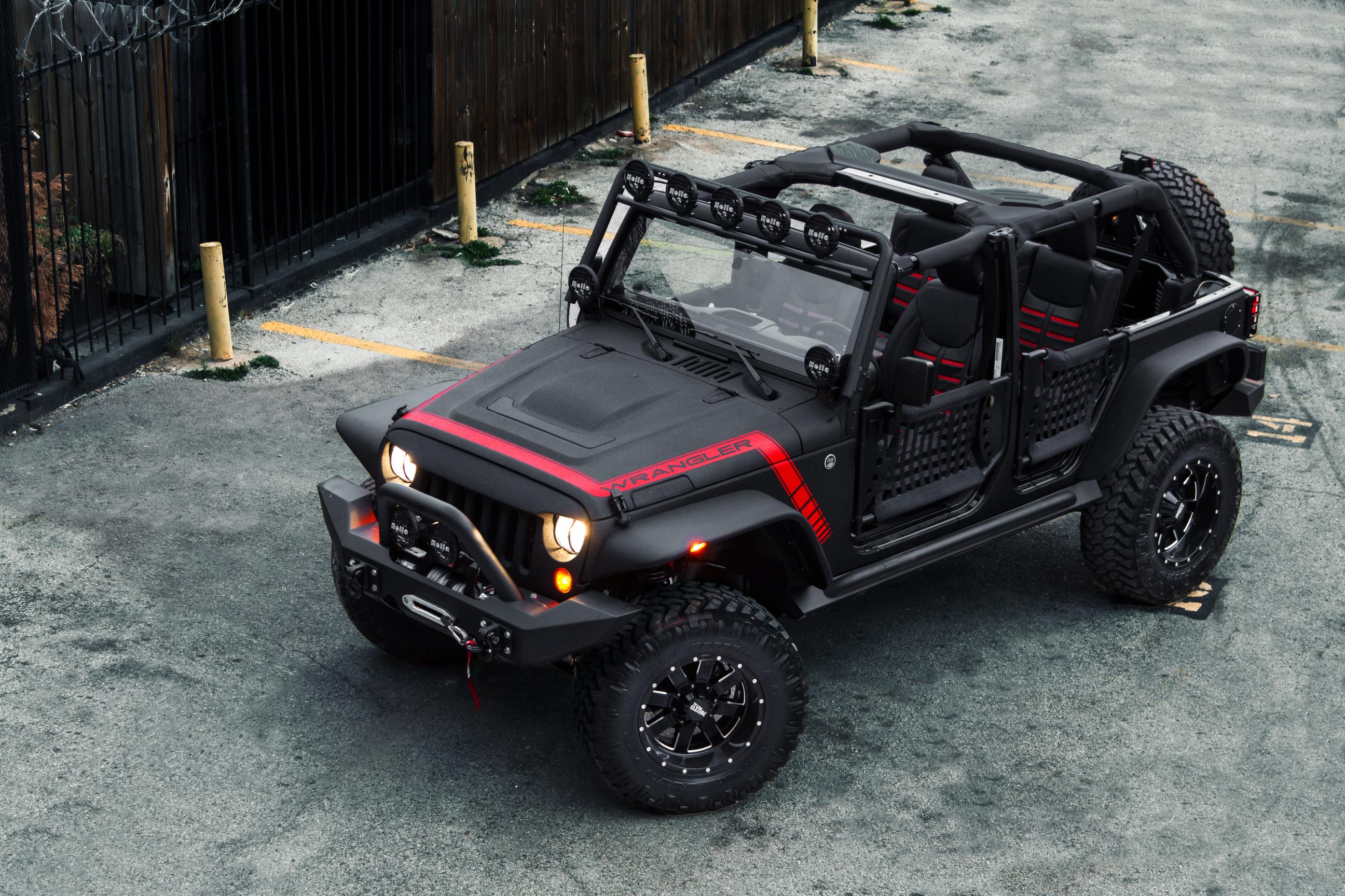 Jeep Customizados